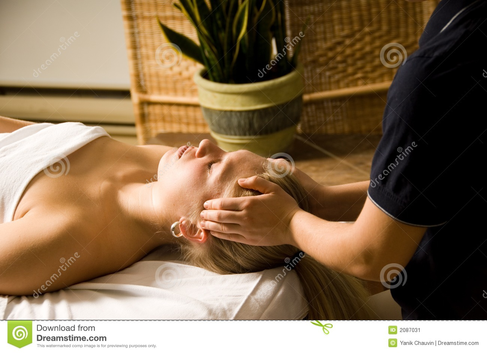 Hauptmassage