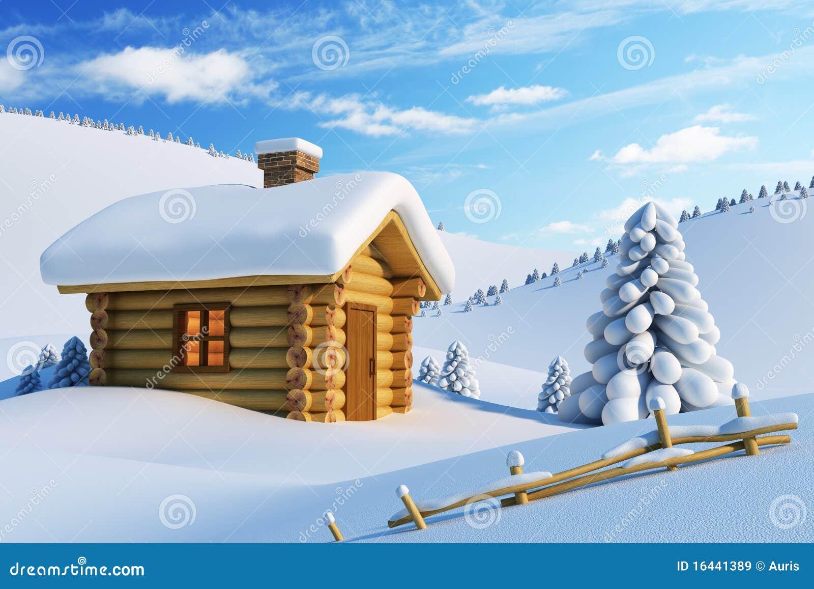 Haus im Schneeberg