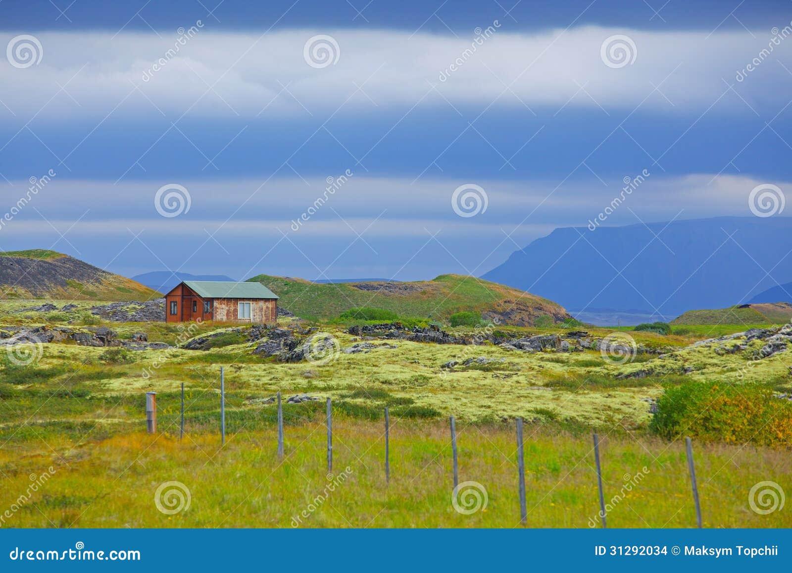 Haus in island stockbilder bild 31292034 for Haus island