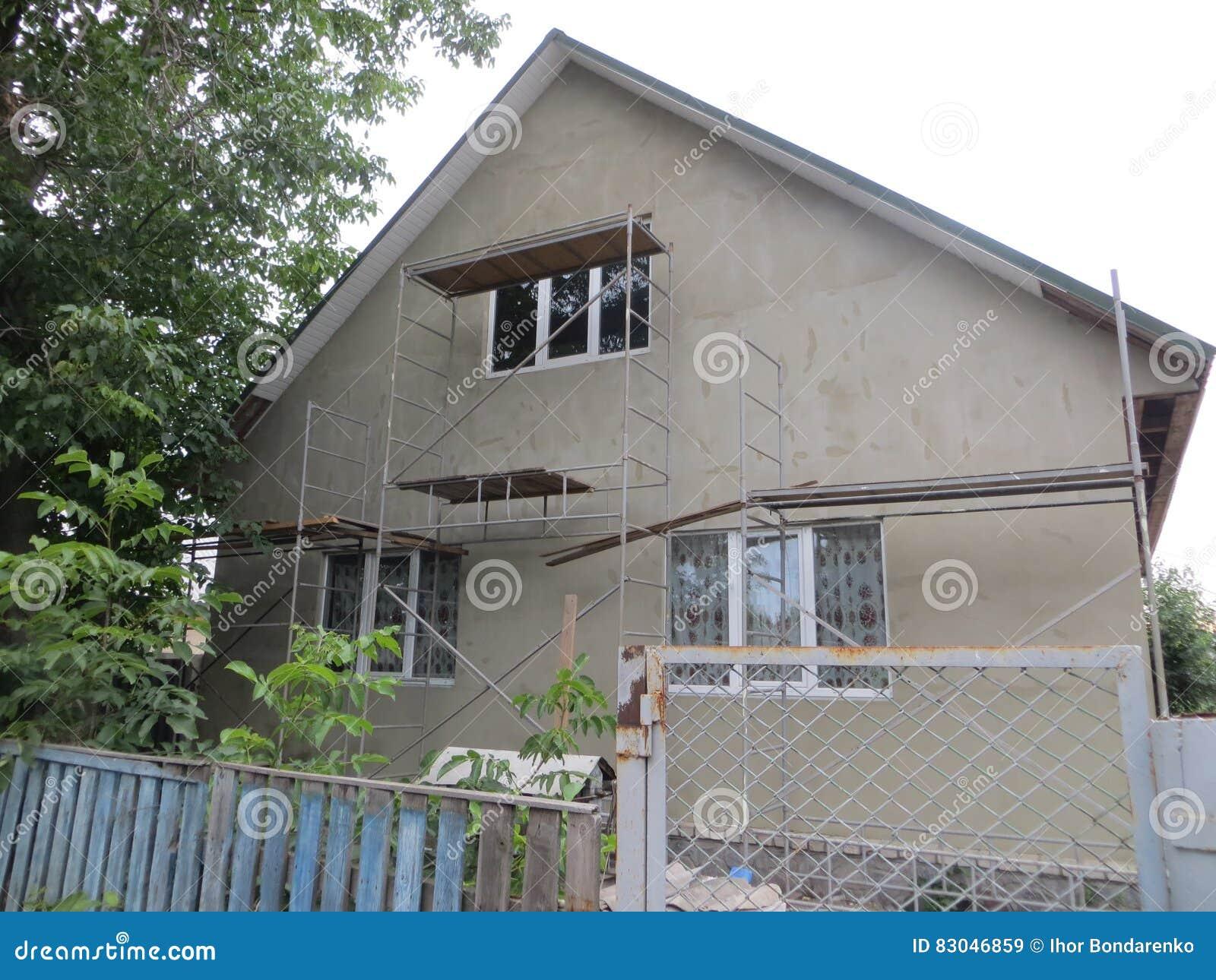 Haus Isolierung Stockbild Bild Von Glas Polystyren 83046859