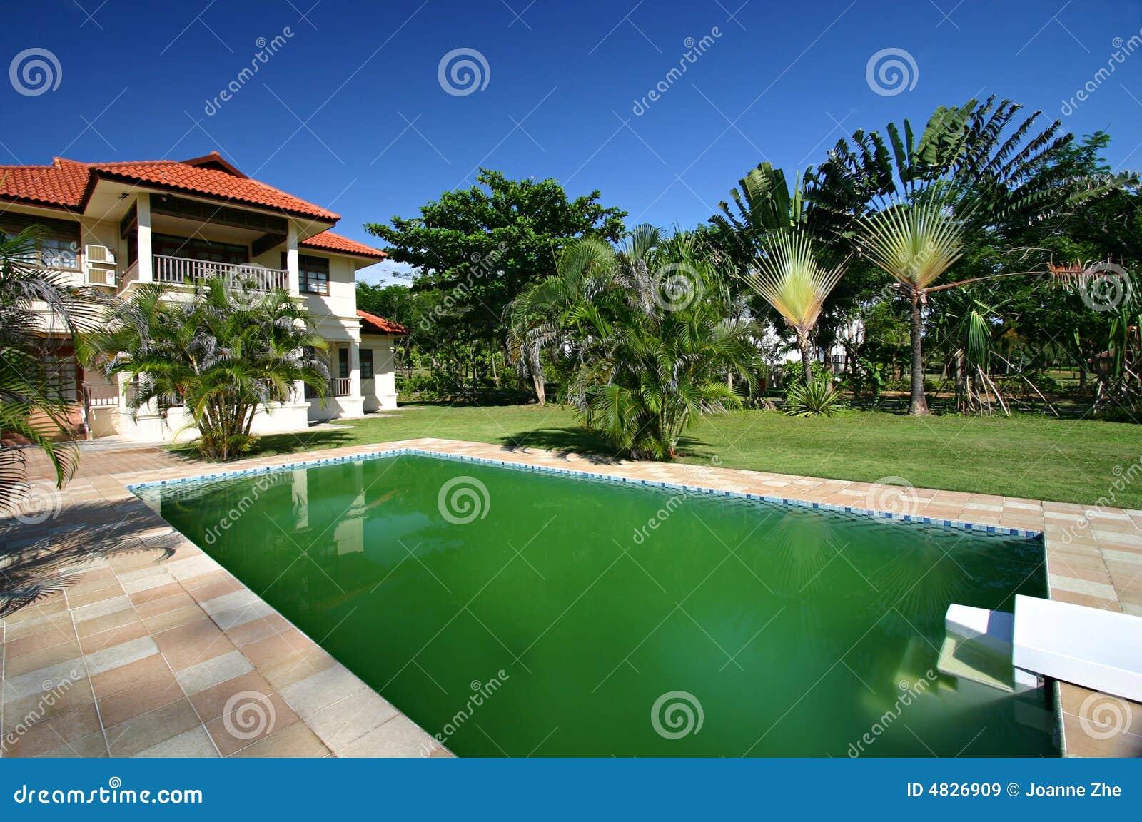 Haus mit Swimmingpool