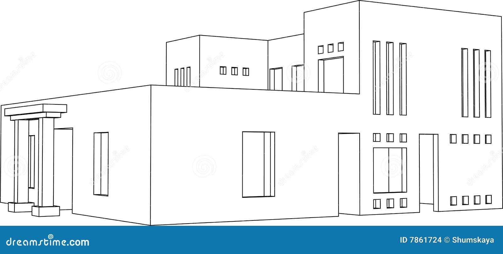 Haus-Perspektive 2