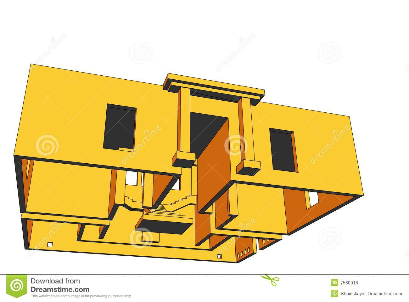 Haus-Perspektive 4