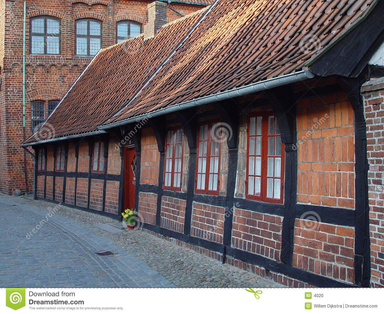 Haus in Ribe
