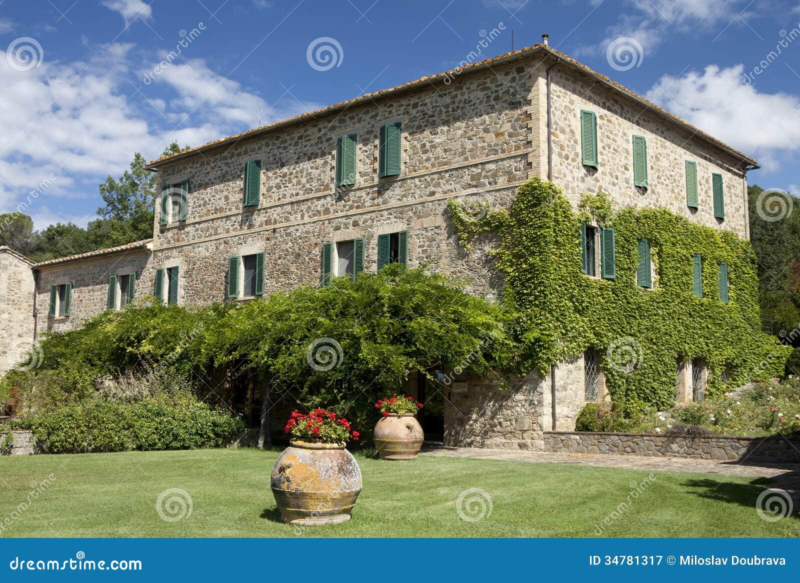 Haus in Toskana