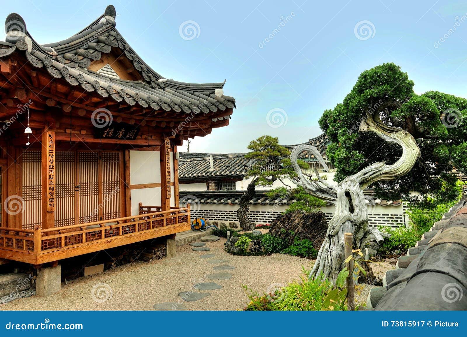 haus und garten, kanazawa, japan redaktionelles stockfotografie ... - Haus Japan