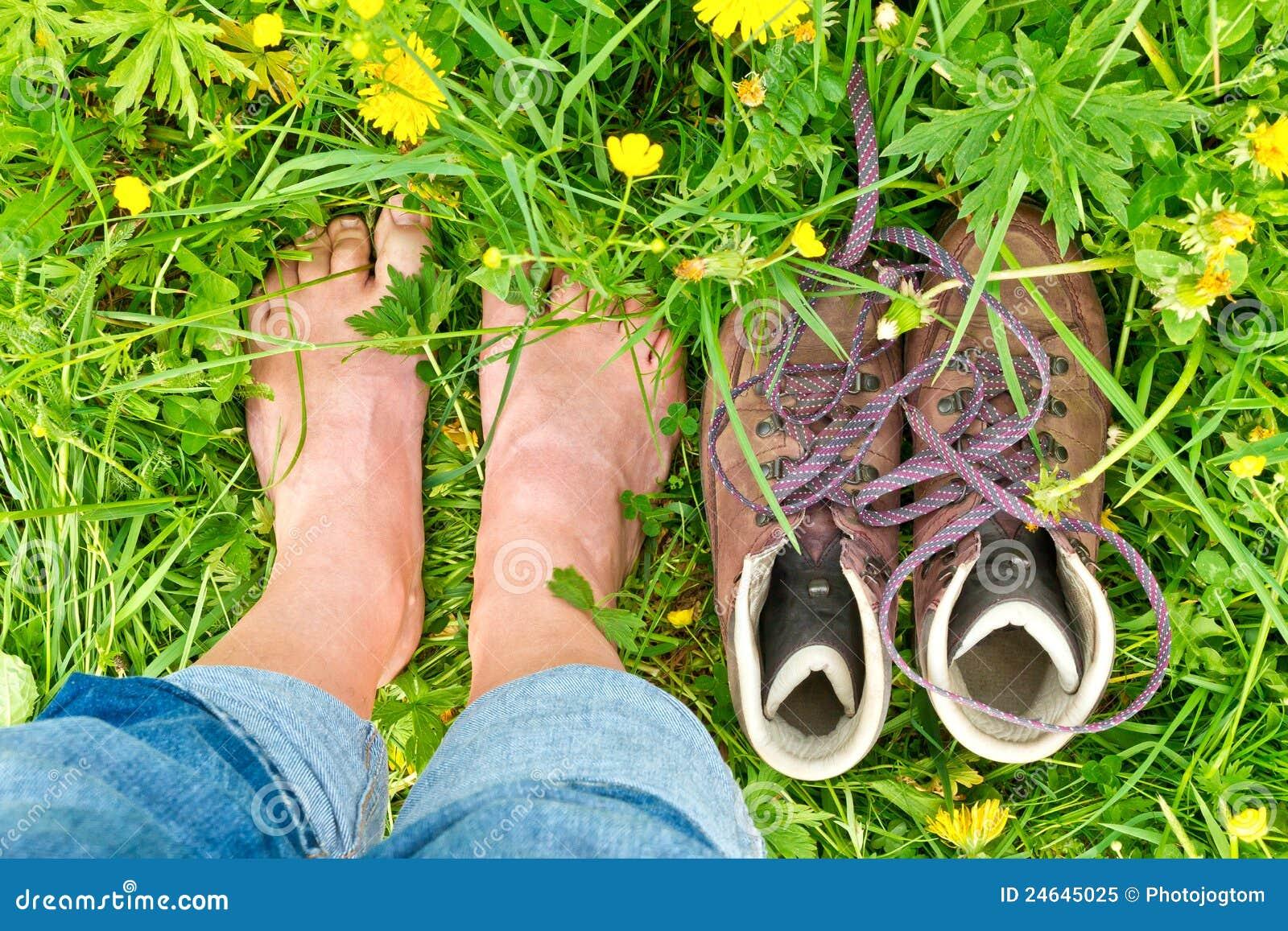Hausse des gaines et des pieds