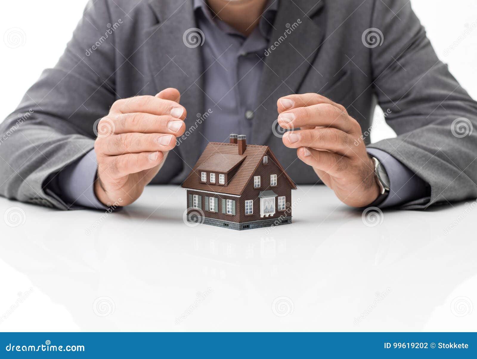 Hausversicherungspläne