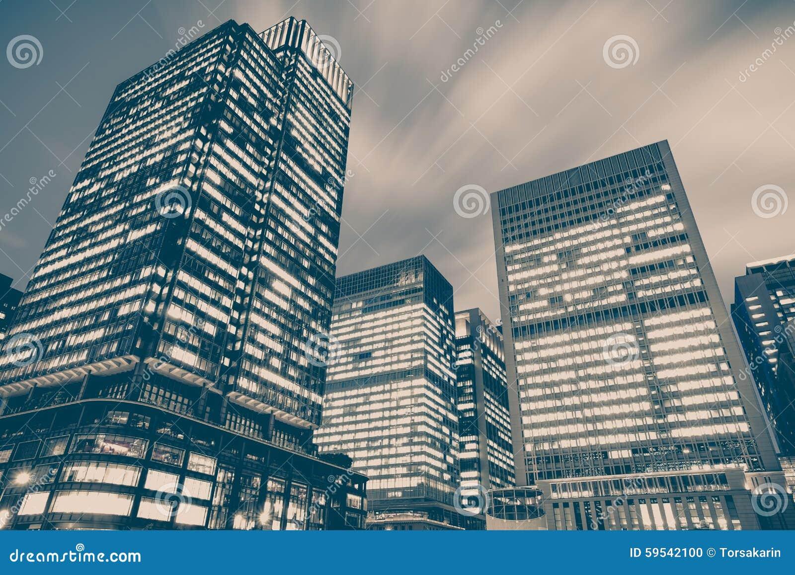 Haut b timent de bureau moderne photo stock image du affaires