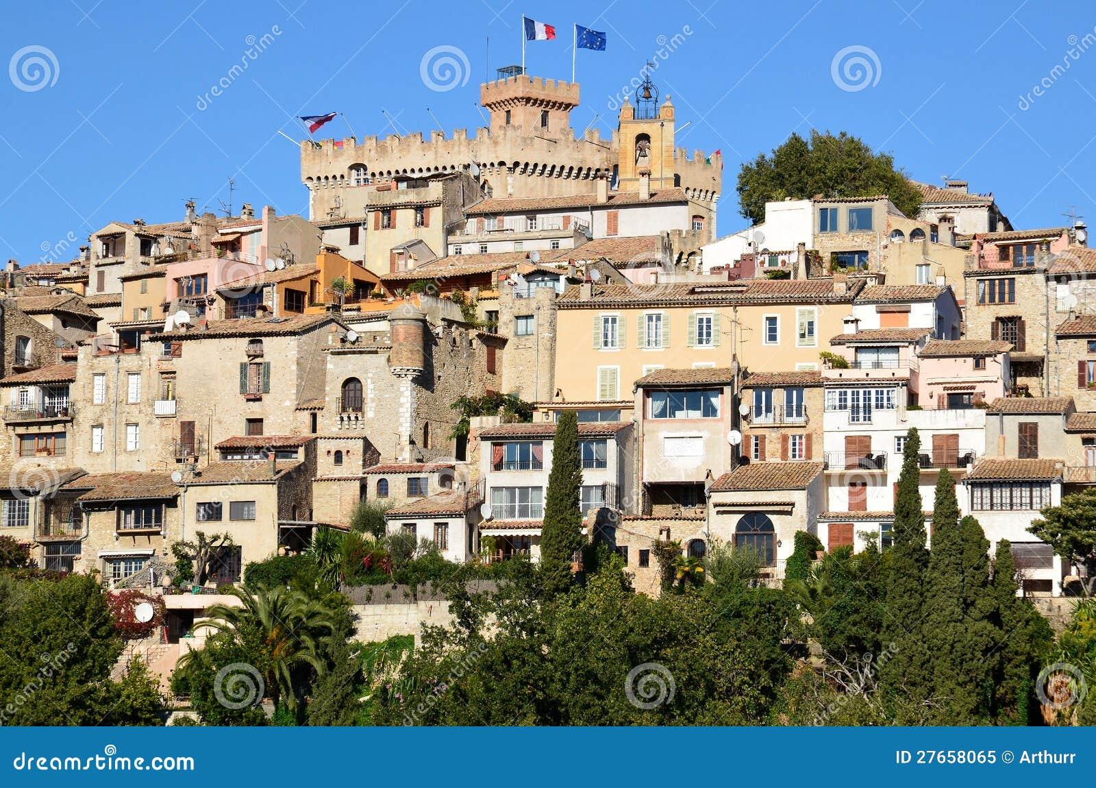 Haut De Cagnes, Francuski Riviera