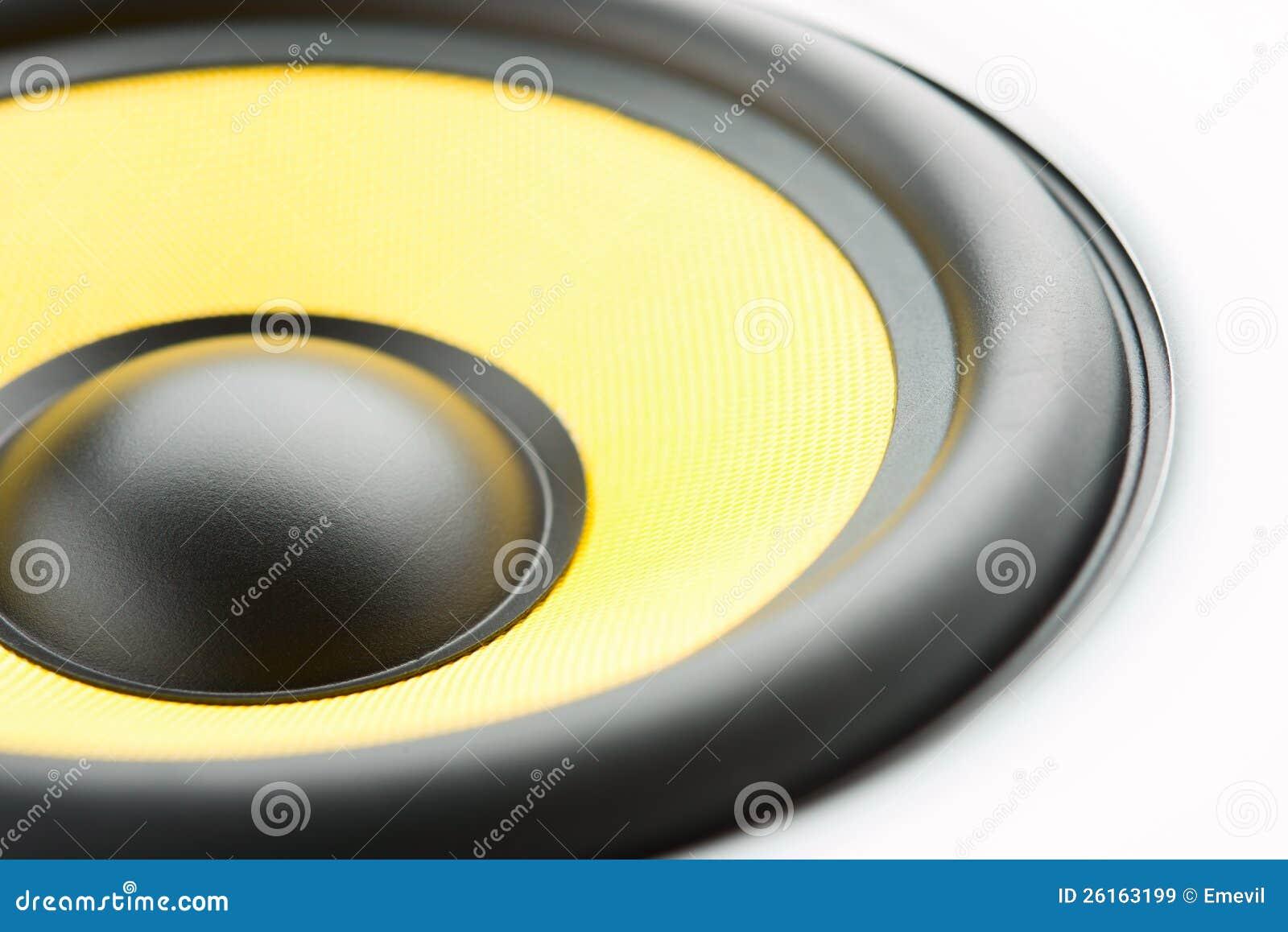 Haut-parleur sonore