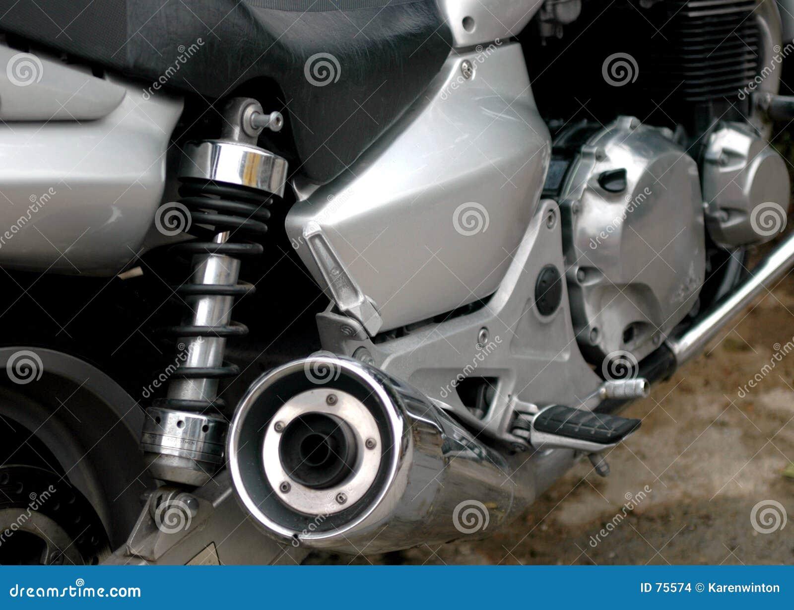 Haut proche de motocyclette