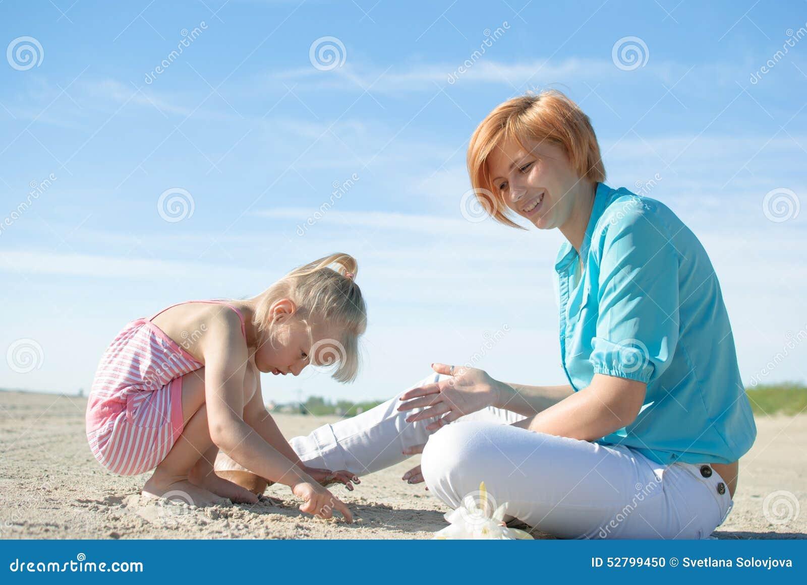 Hav för moderdougterlek