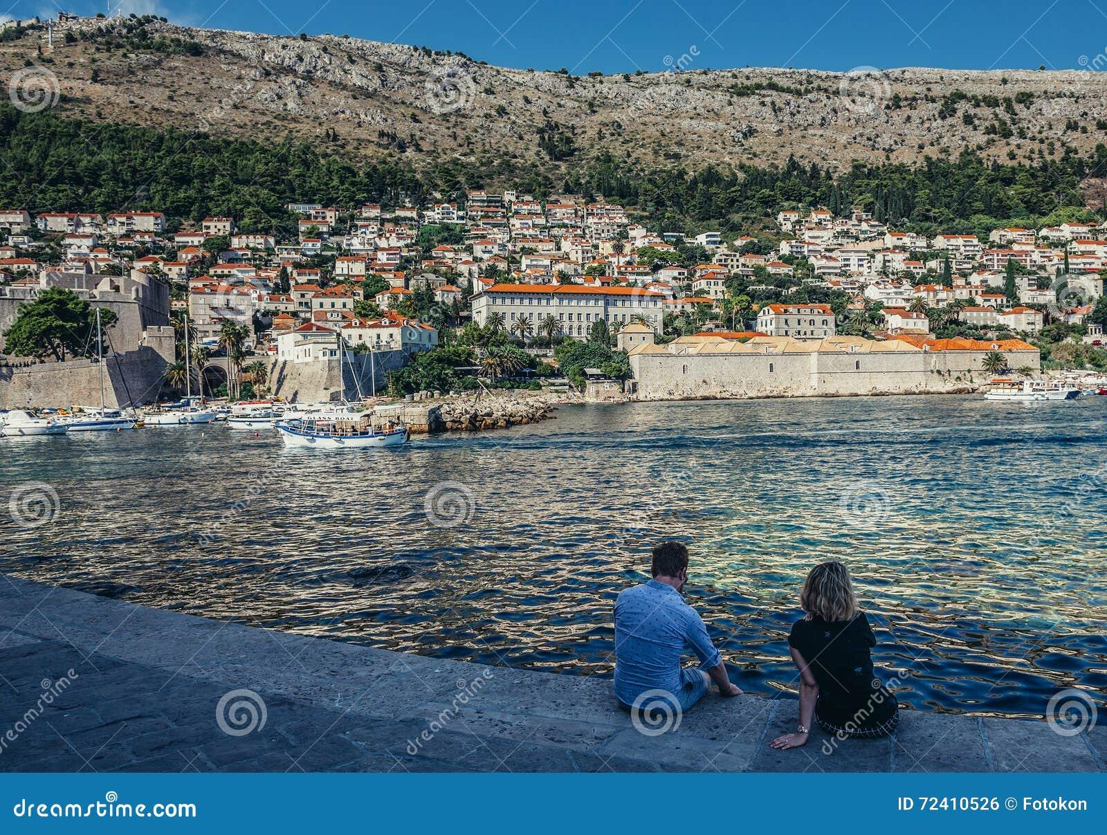 Hav i Dubrovnik