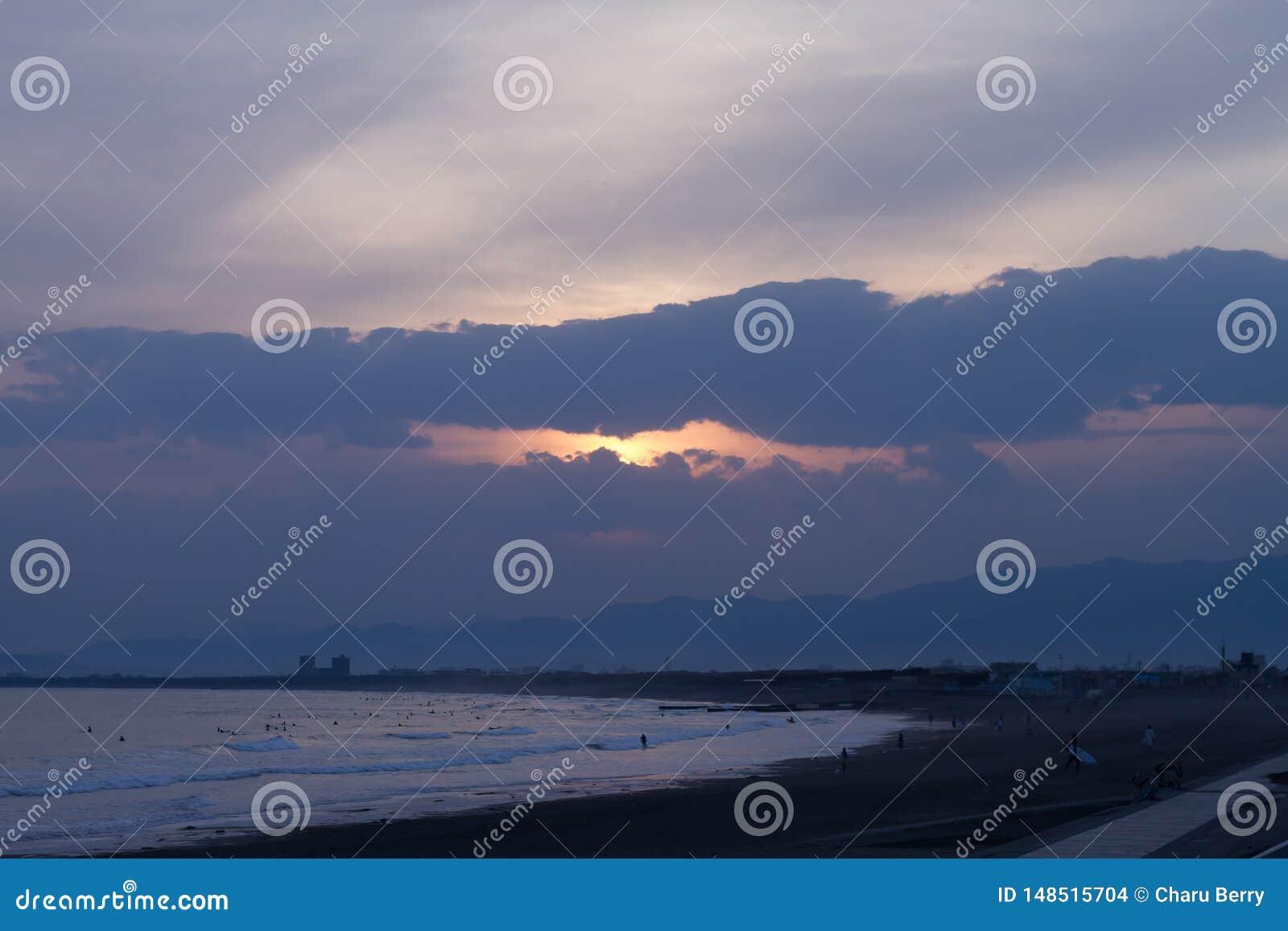 Hav- och himmellandskap