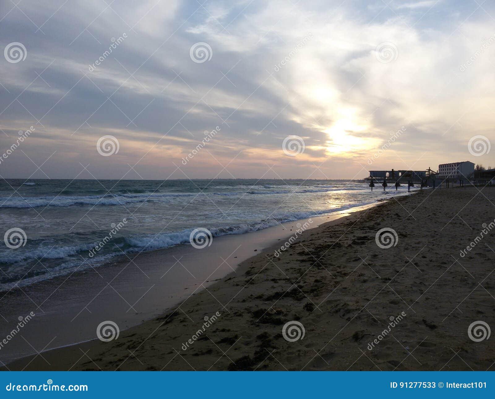 Hav strand