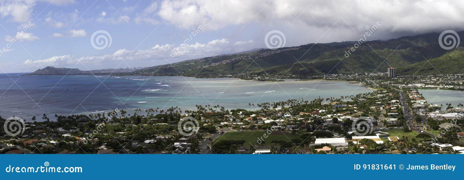 Havaí Kai em Oahu Havaí