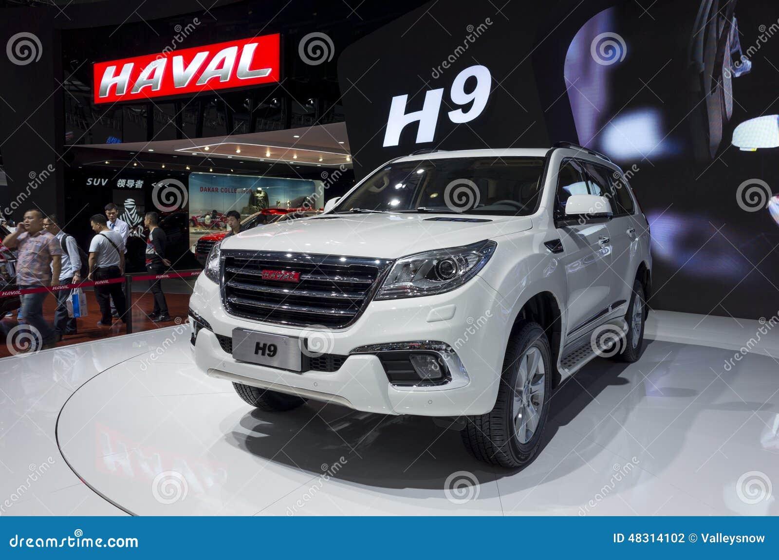 HAVAL H9 SUV