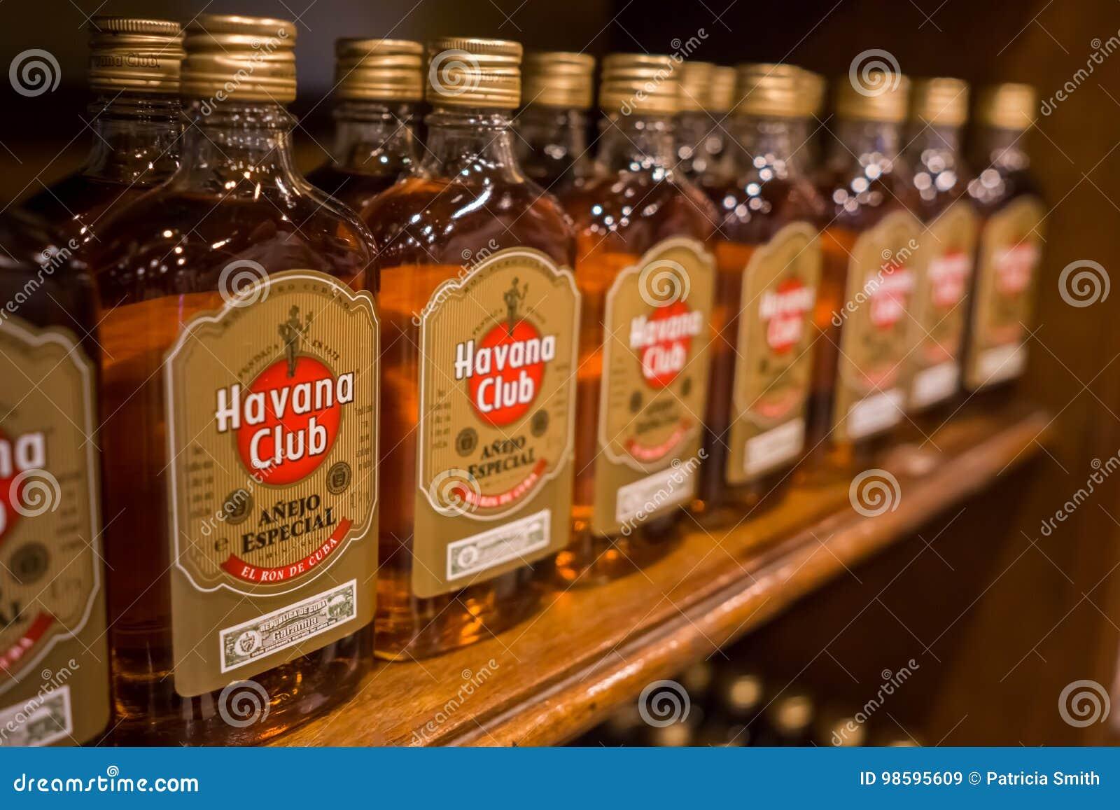 Havana Club-Rum
