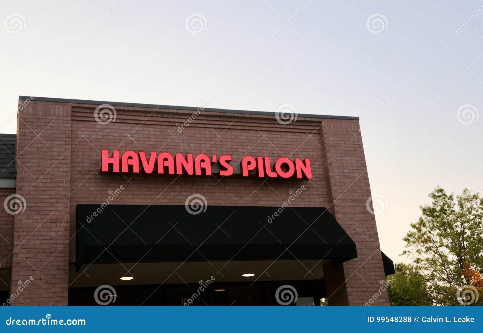 Havana ` s Pilon, Memphis, TN