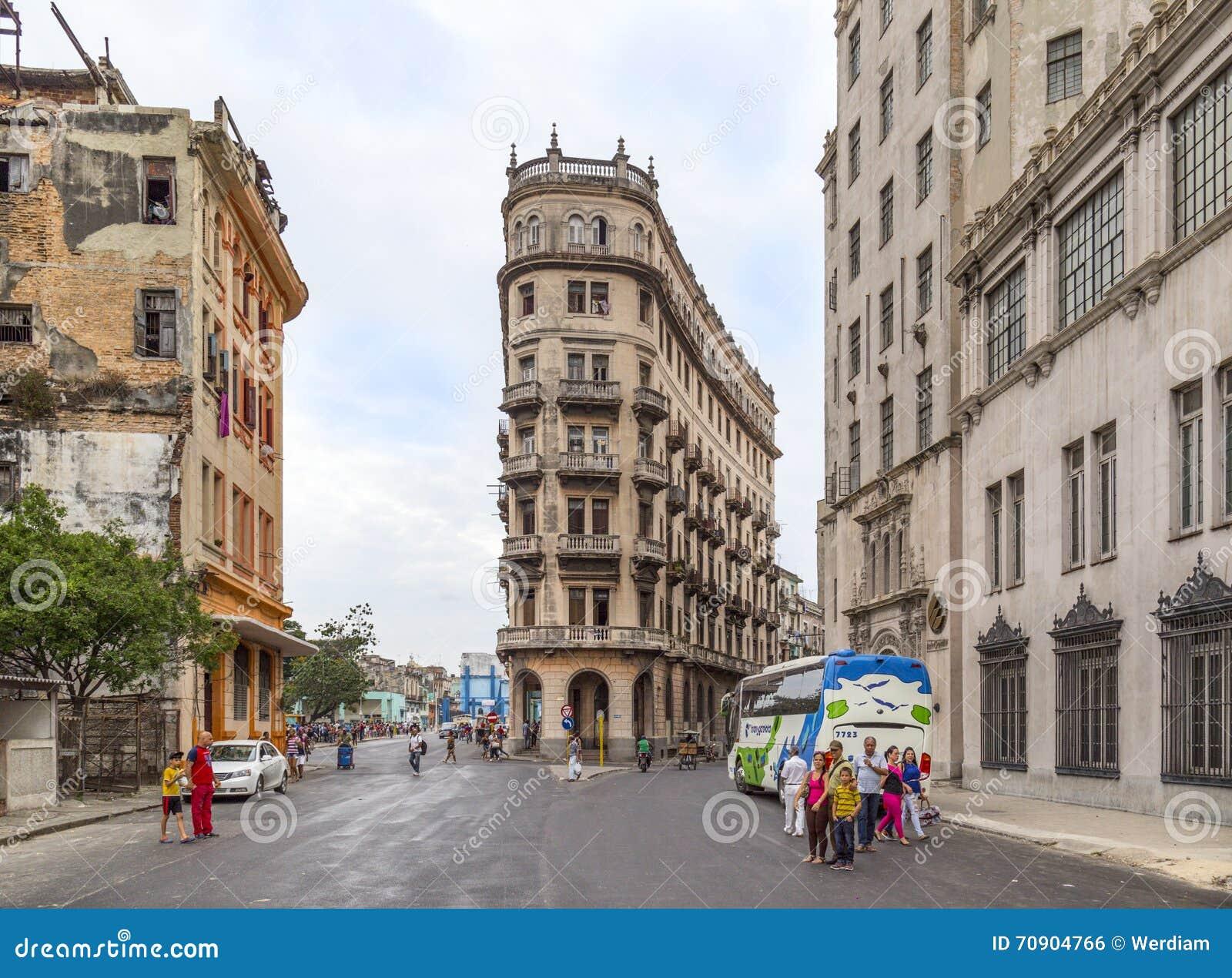 Havana Steet-Szene