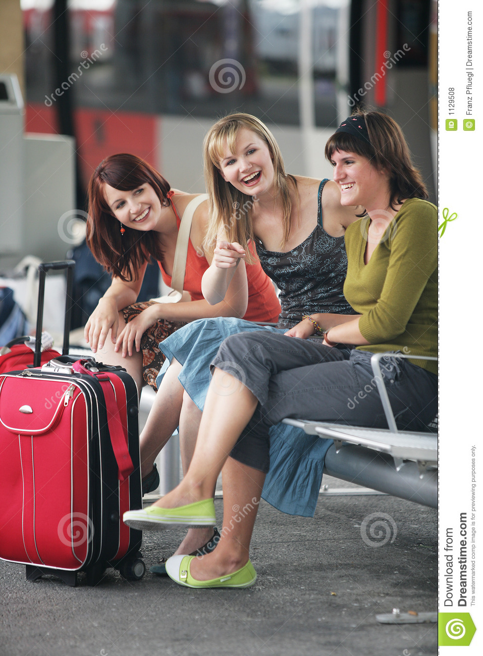 Have fun while travelling