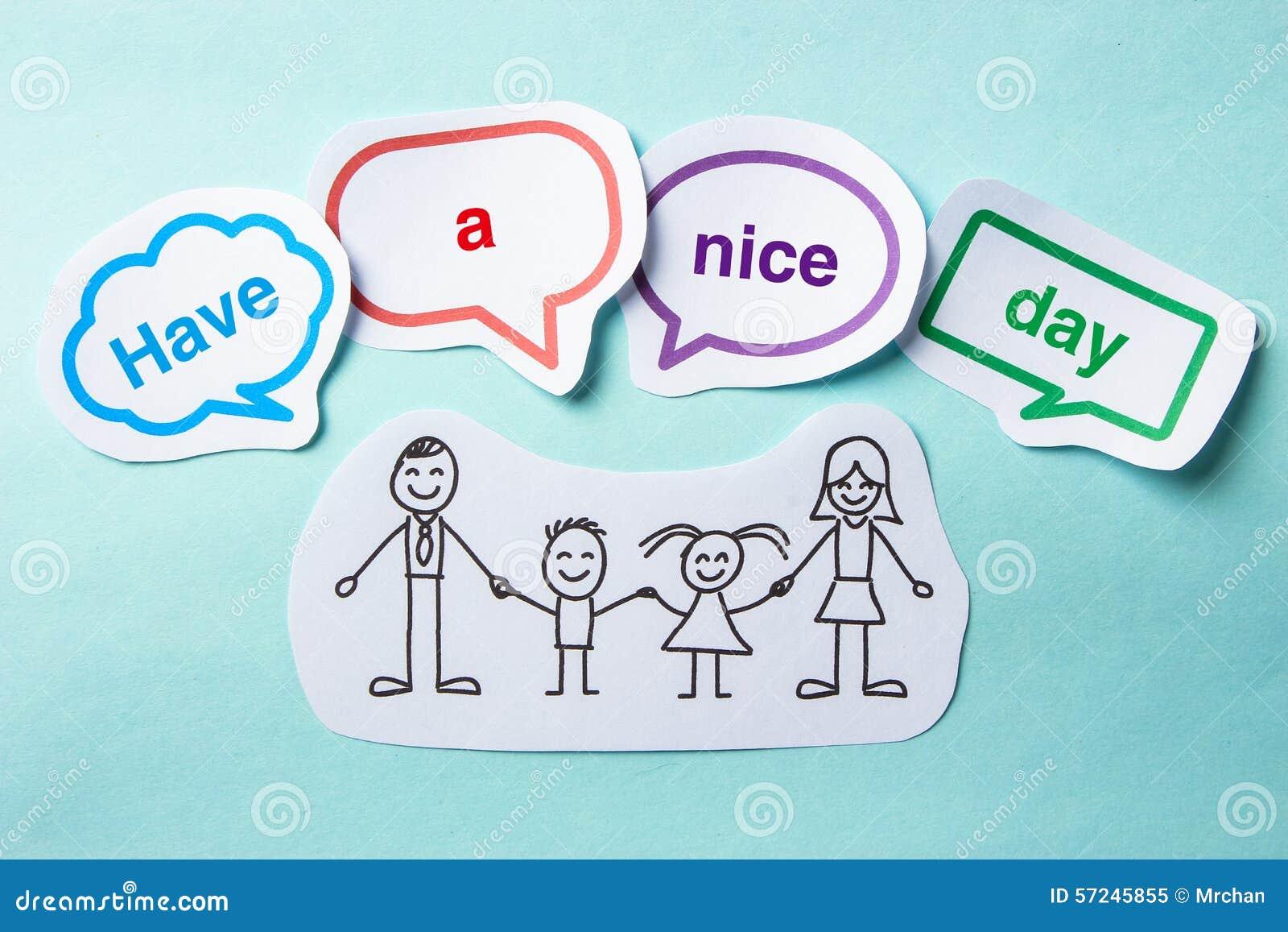 Family day speech