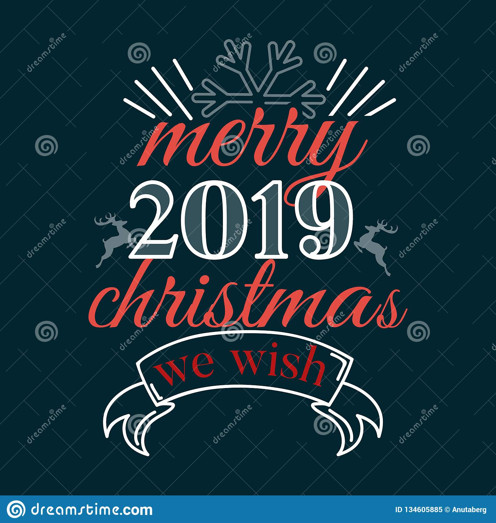 Have Very Merry Christmas And Happy New Year 2019 We Wish ...