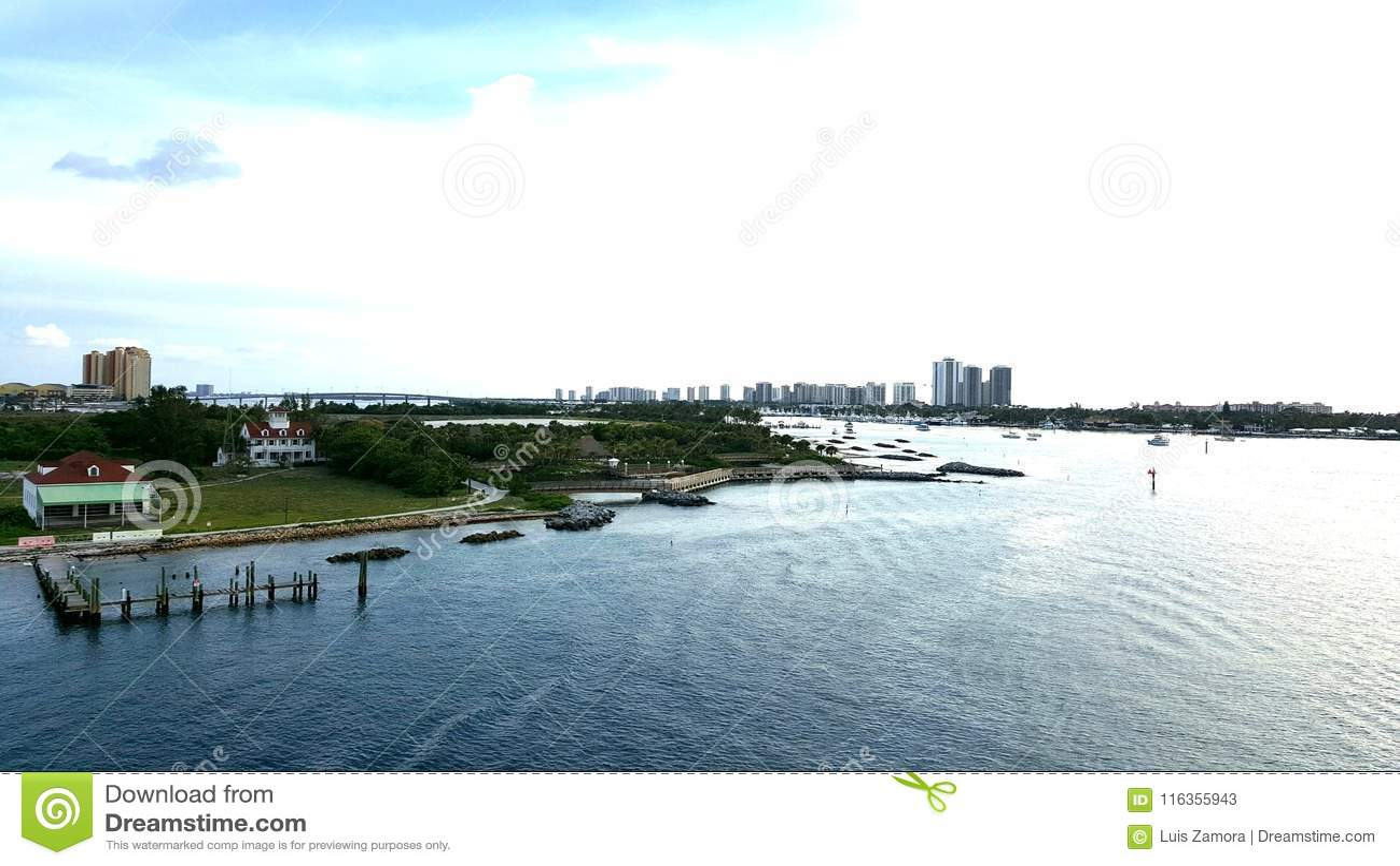 Haven van Palm Beach