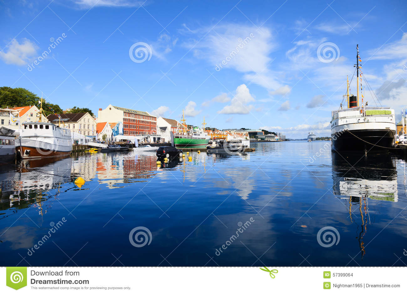 Haven van Stavanger