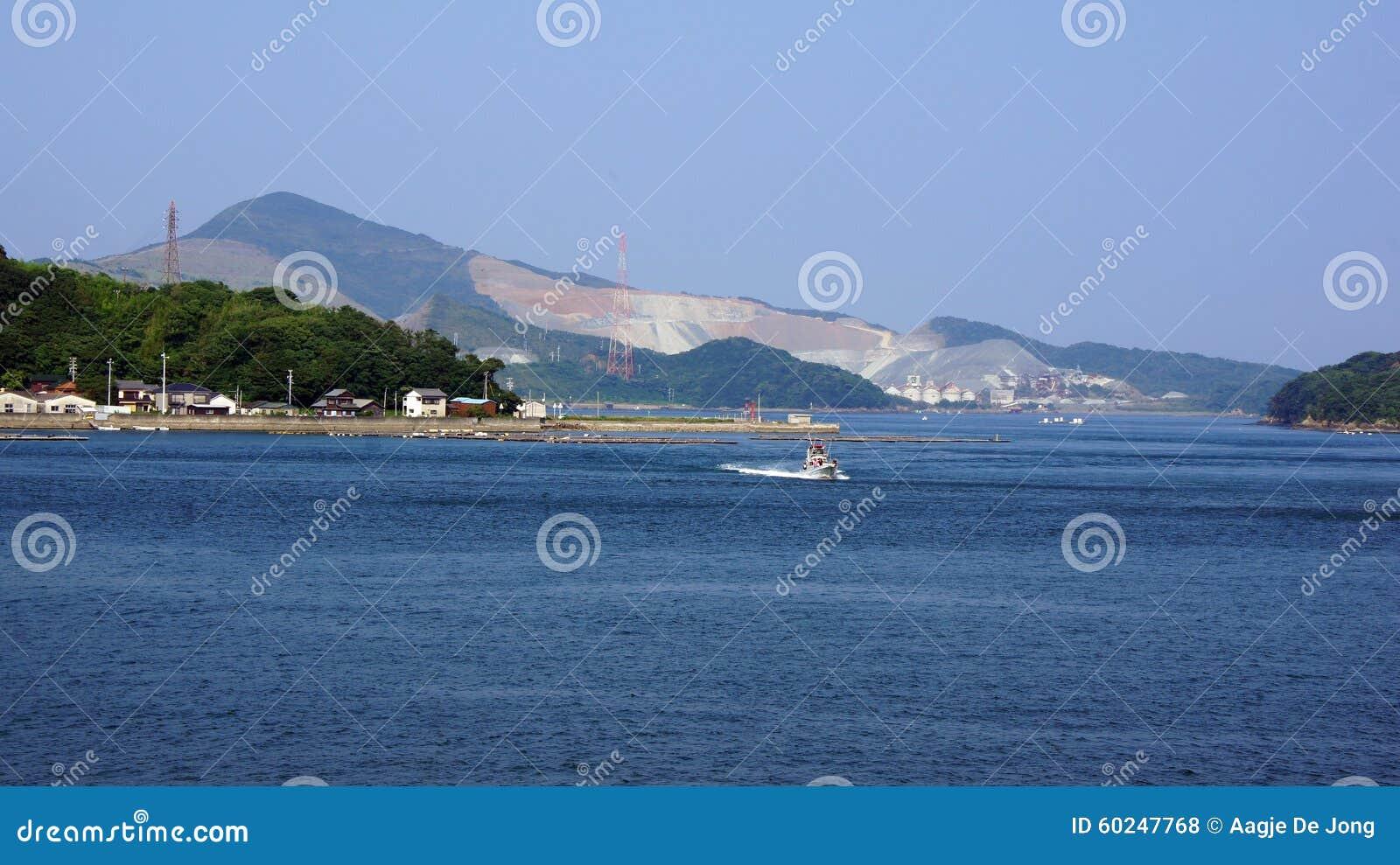 Haven van Toba, Mie-prefectuur in Japan