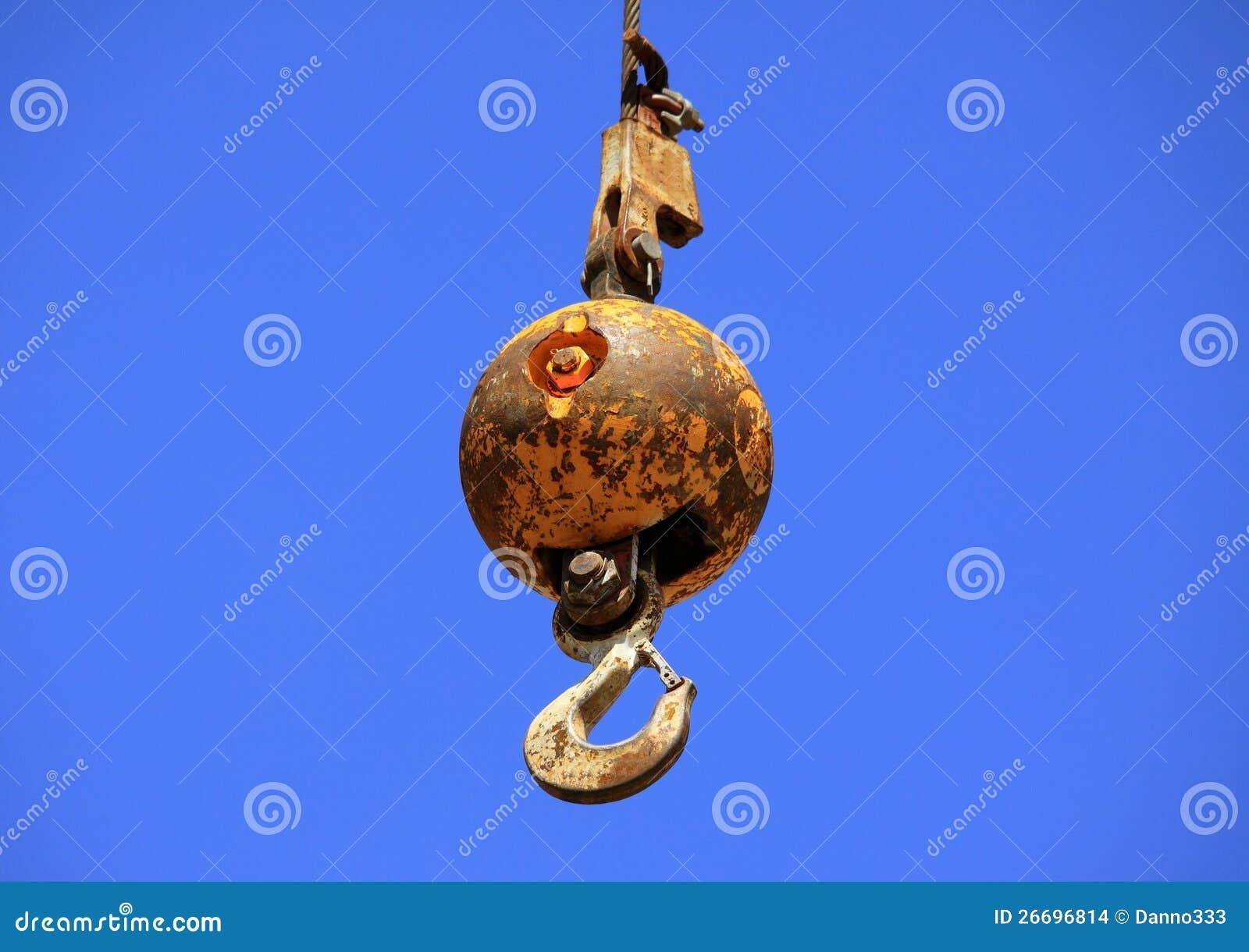 Haverera bollen eller rivningbollen