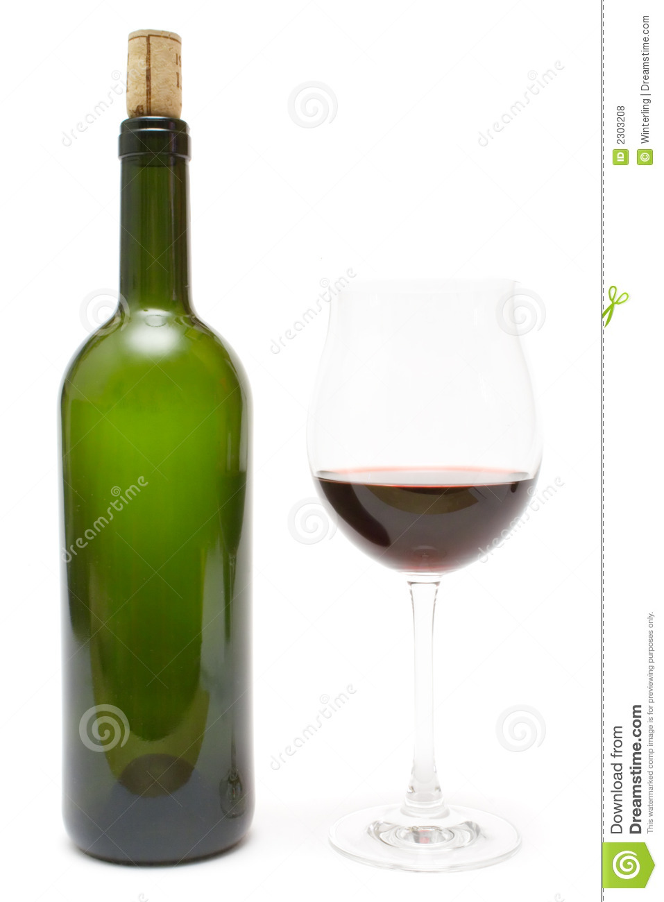Having a Glass of Wine