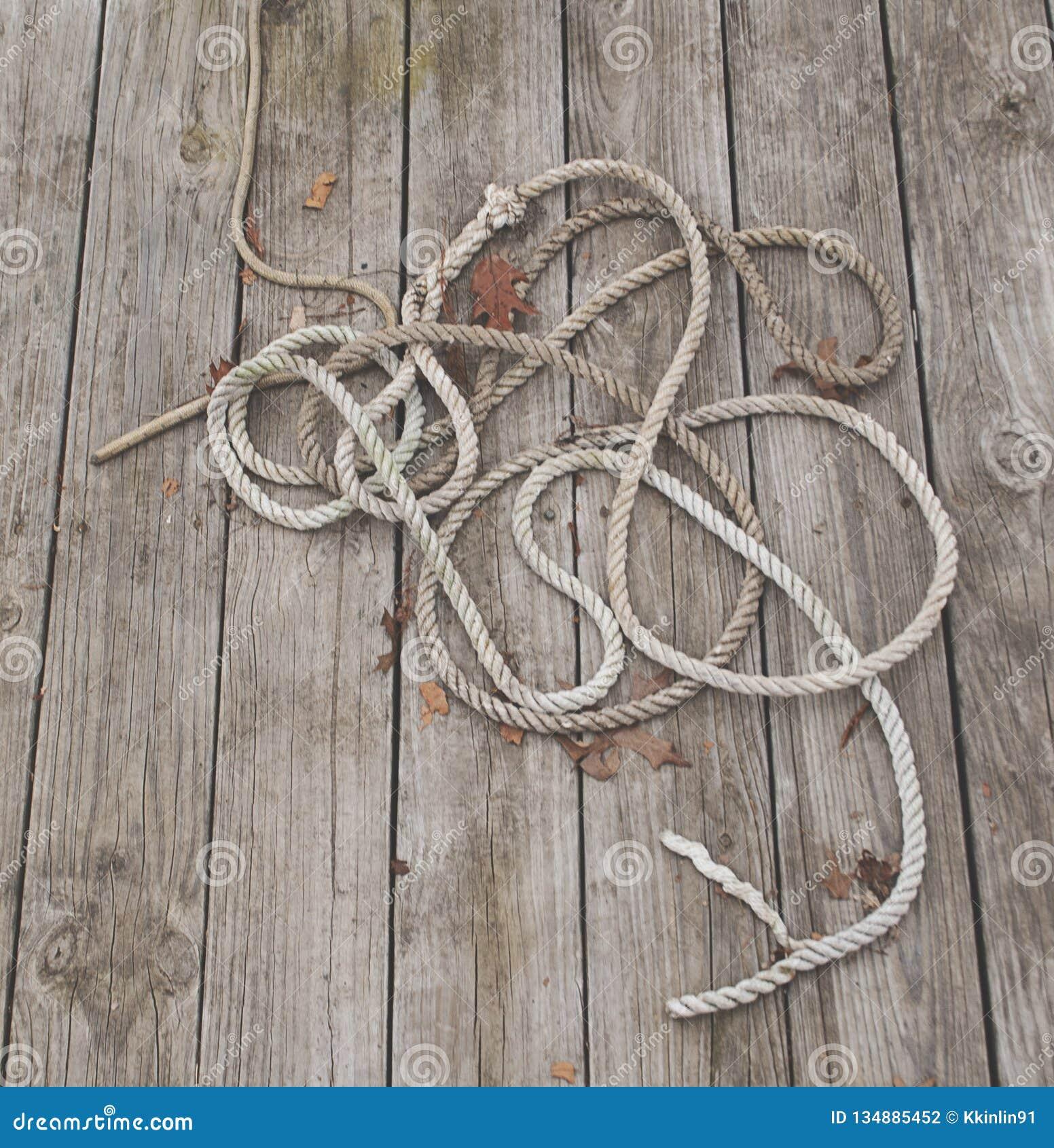 Nautical Sea Rope Marina Texture Stock Photo - Image of cute