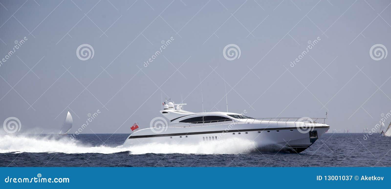 Havsspeedboat