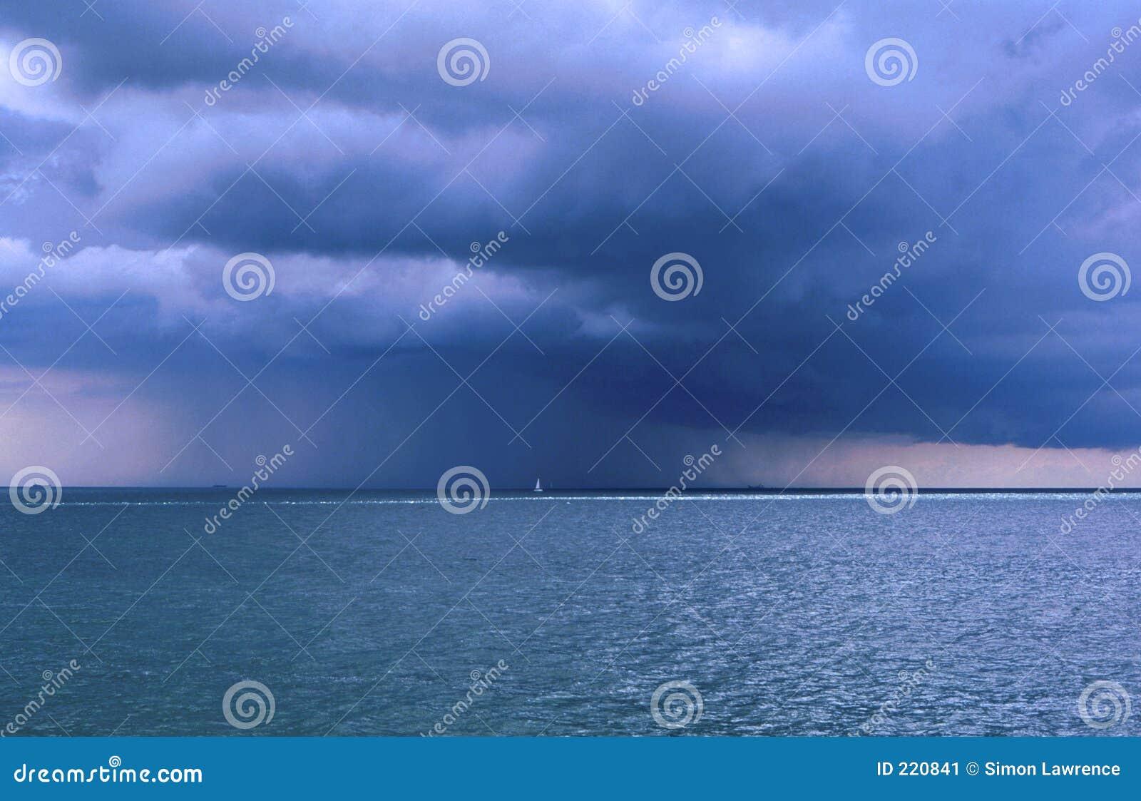 Havsstorm