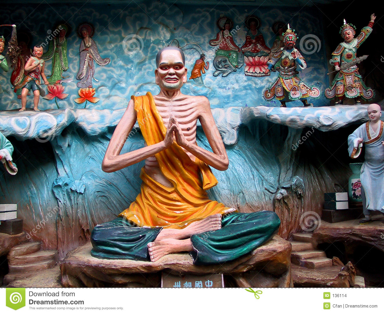Haw Par Villa, Singapore Stock Images - Image: 136114