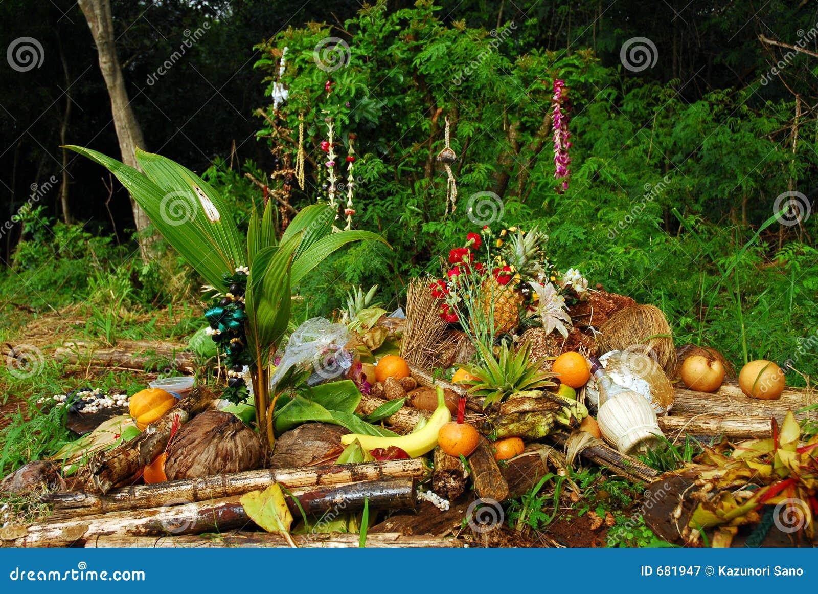 Hawaianska offerings