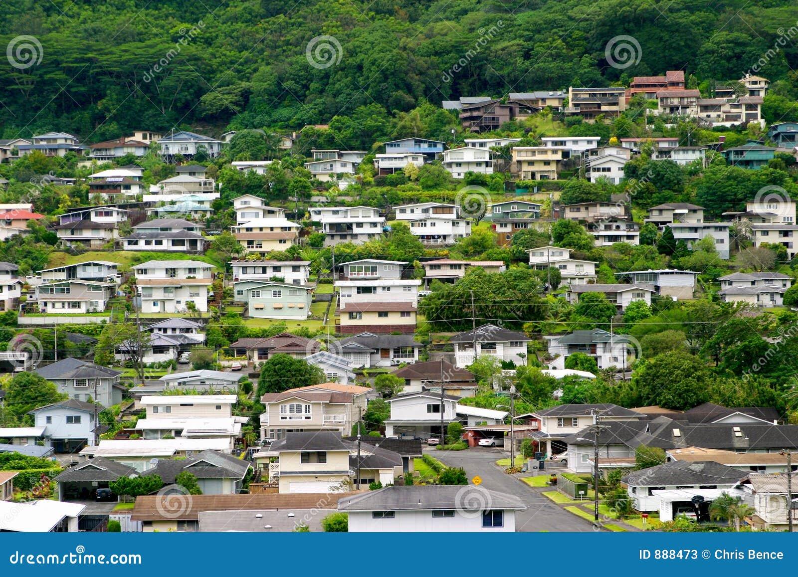 Hawaii domów