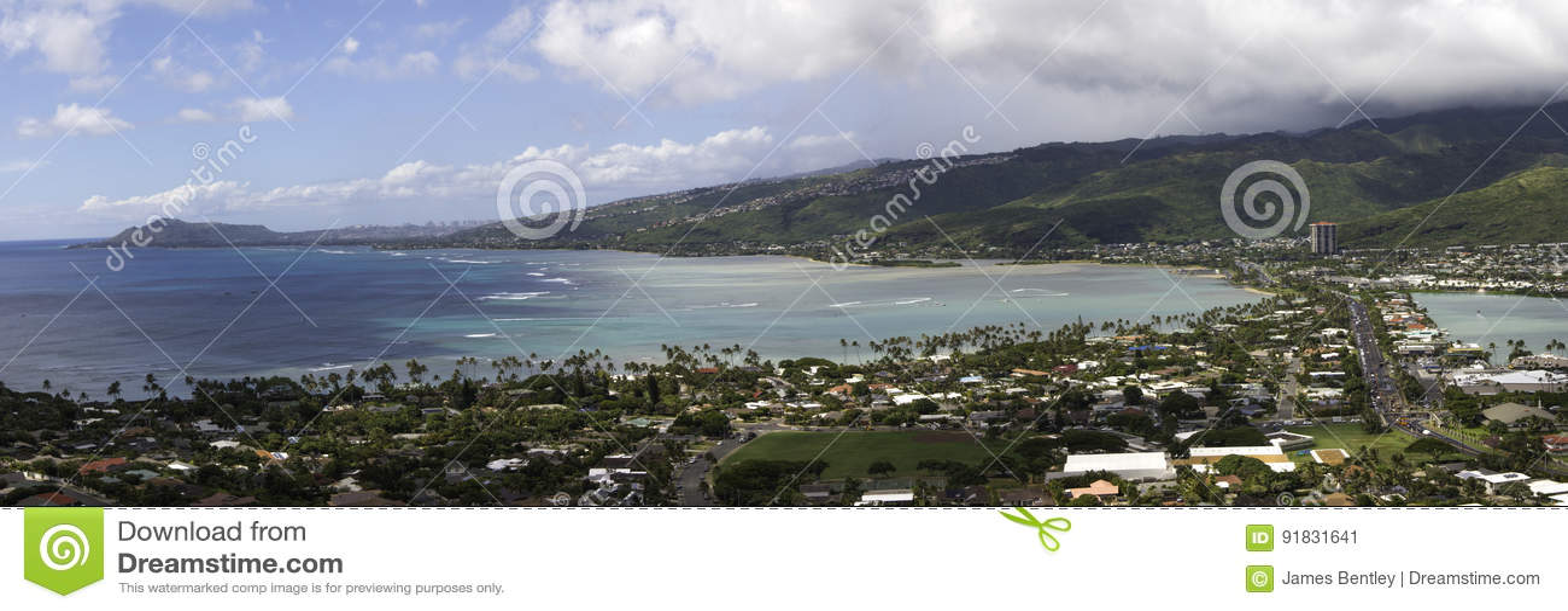 Hawaii Kai en Oahu Hawaii