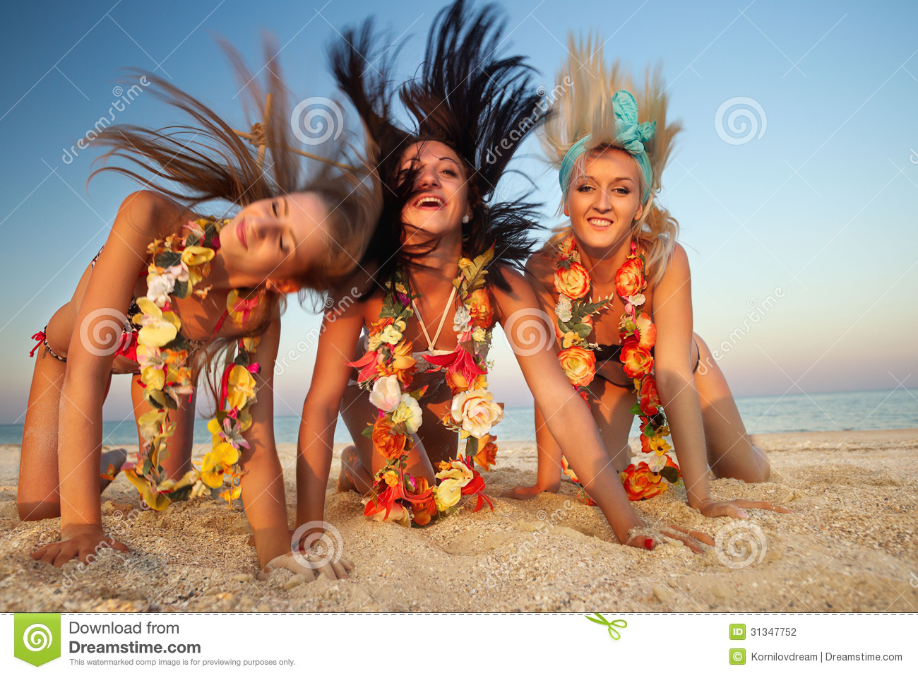 Suggest you Hawaiian hula girls think, that