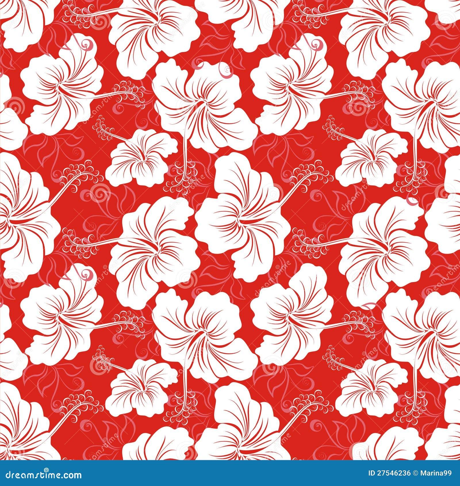 hawaiian patterns stock vector  image of imagery