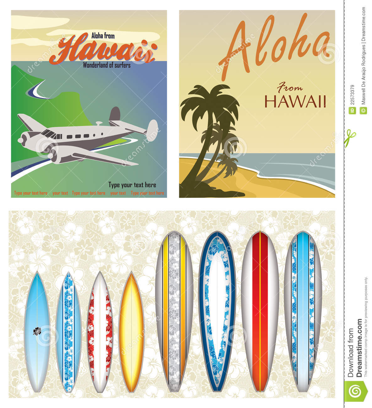 Hawaiian Themes