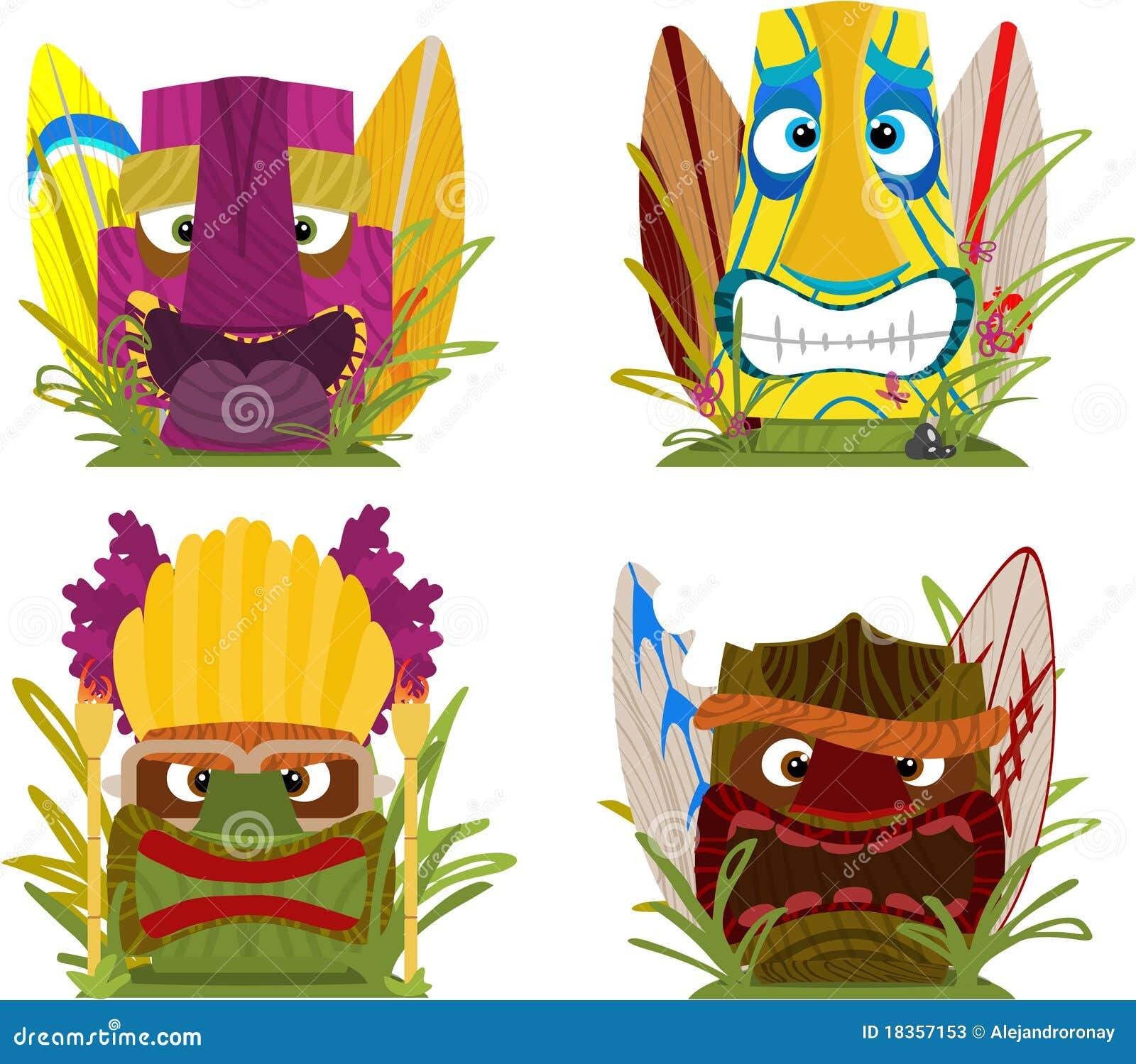 funny hawaiian clip art - photo #11