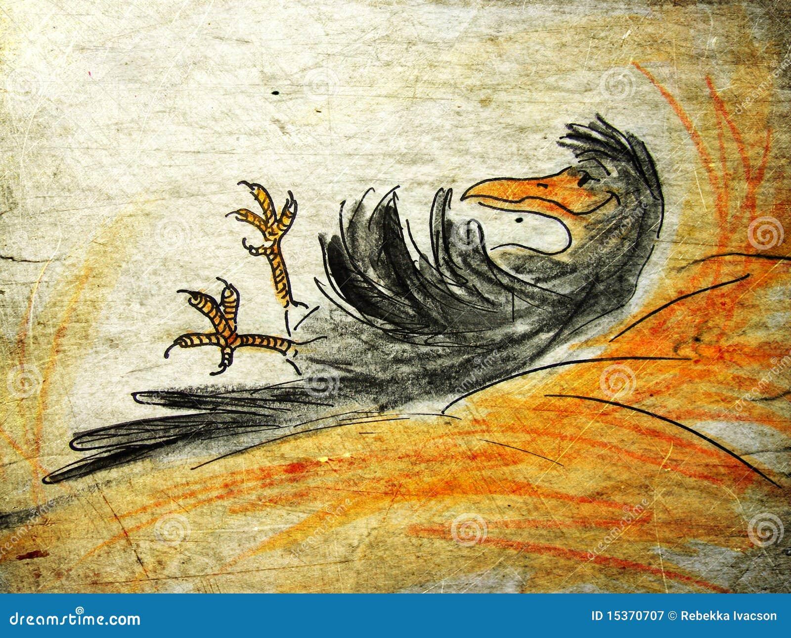 Haystack вороны