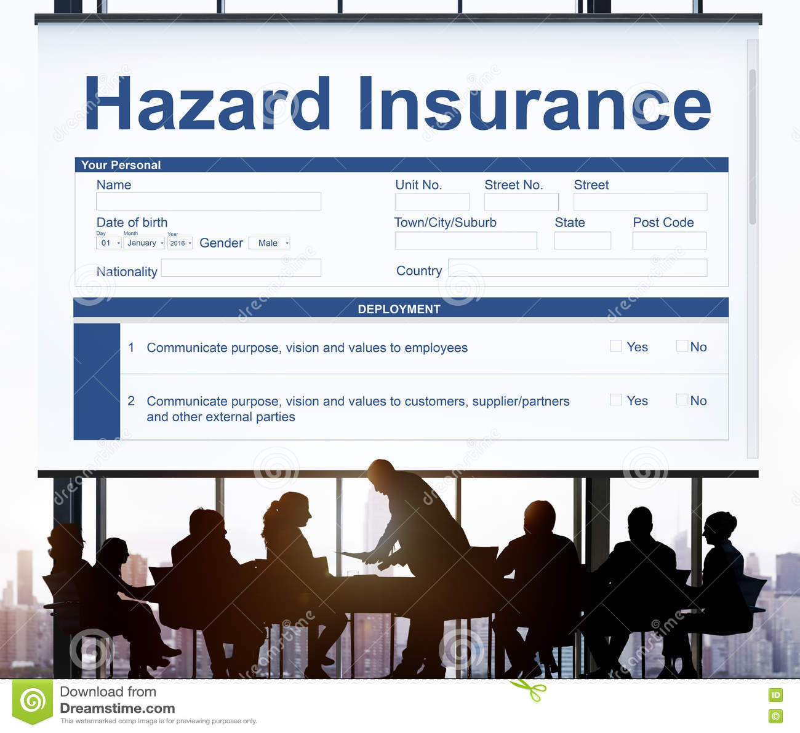 Hazard Insurance Quotes Hazard Insurance Quote  44Billionlater