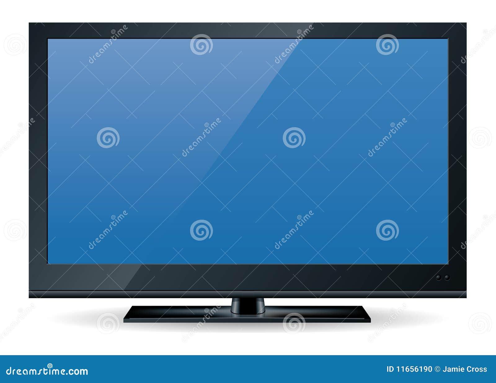 HD television set 1