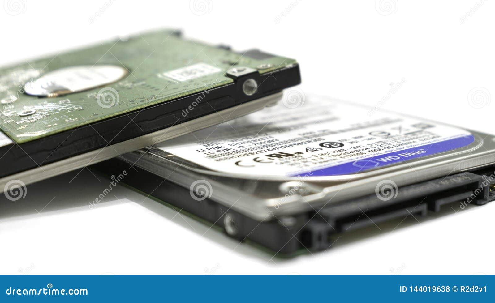 HDD SATA 2,5 «Western Digital