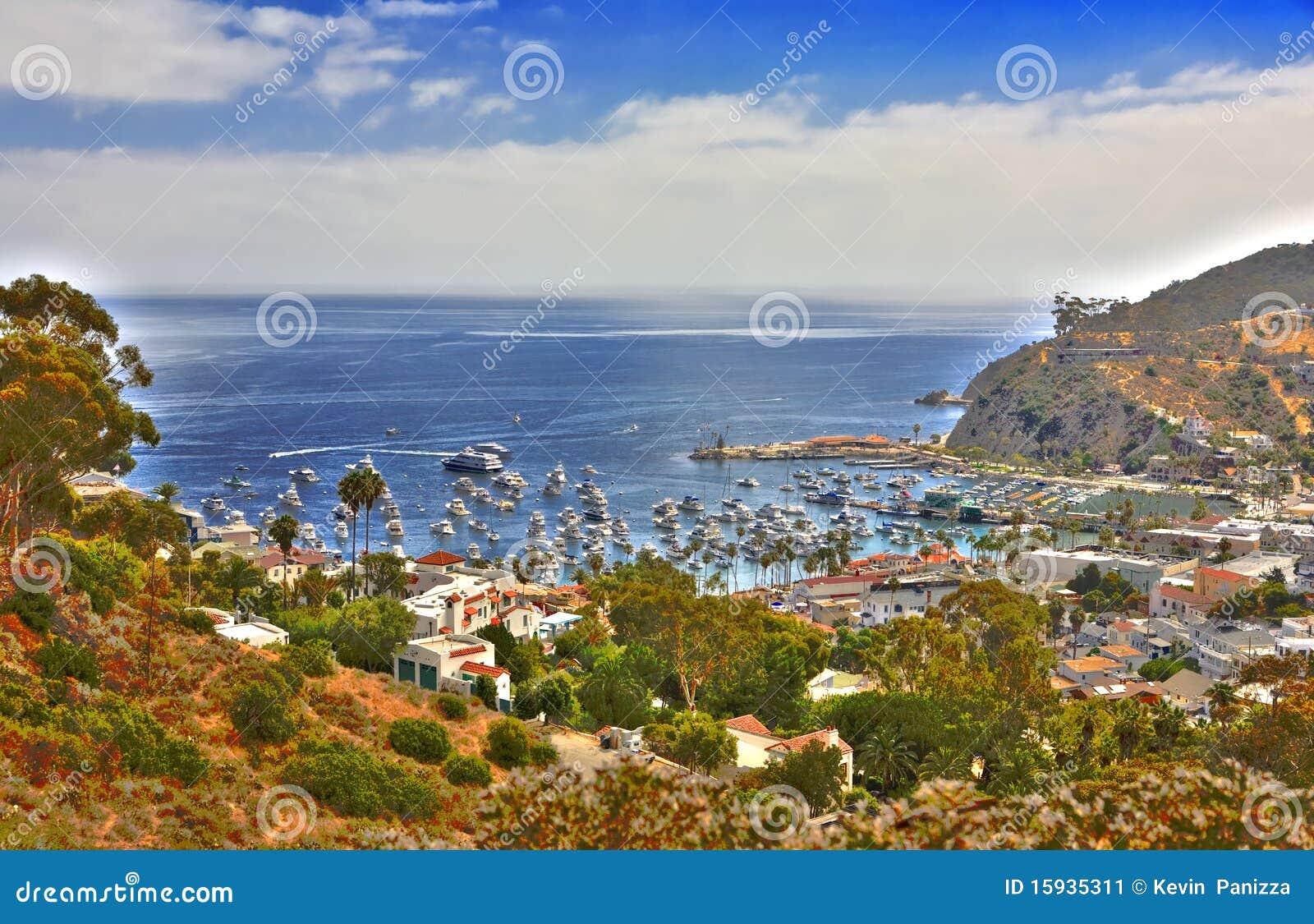 HDR Bild von Avalon Sankt Catalina