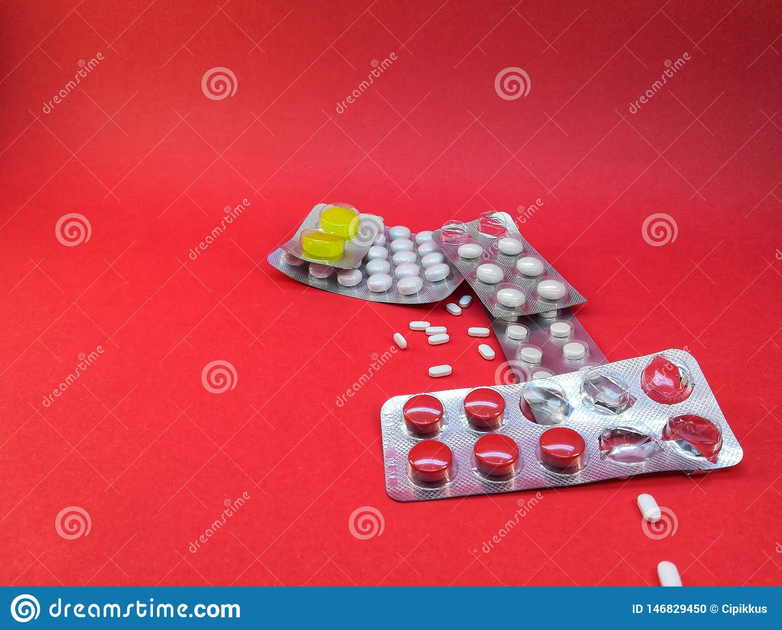 Chemical pills for diseases